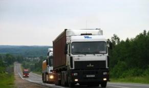 Дороги Свердловской области станут платными для грузовых автомобилей