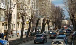 В Екатеринбурге переулок Красный до 8 августа будет закрыт для движения автотранспорта