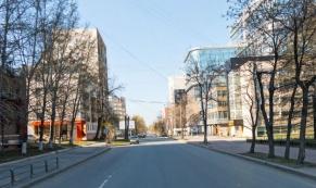 С 20 июля в Екатеринбурге будет перекрыта улица Мамина-Сибиряка