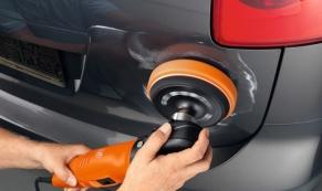 Методы устранения царапин с кузова автомобиля