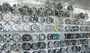 Использование легкосплавных колесных дисков
