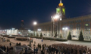 Из-за репетиции Парада Победы в центре города ограничат движение транспорта