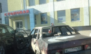 В Екатеринбурге за ночь сгорело 4 автомобиля