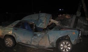 В Серове в ДТП погибли две подружки