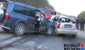 Смертельное ДТП с участием пьяного замначальника ОВД Заречного произошло в Свердловской области