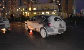 """Автоледи на """"Опель Астра"""" сбила 4-летнюю девочку"""