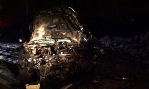 В ДТП около аэропорта Уктус погиб один человек