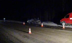 Страшное ДТП на Серовском тракте: погибло четверо