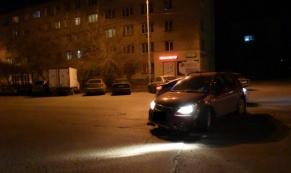 Авария с участием 17-летнего водителя мопеда произошла накануне в Екатеринбурге