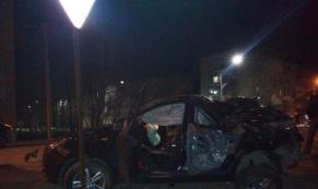 Злостный нарушитель ПДД совершил аварию, в которой погиб человек