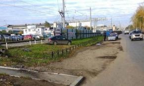 В Екатеринбурге 22-летний водитель сбил трех пешеходов