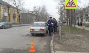 На ул.Краснофлотцев опытный водитель сбил 7-летнего ребенка
