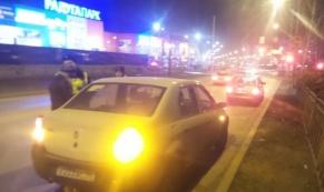 В Екатеринбурге пьяный водитель совершил ДТП