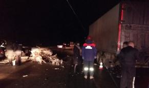 В смертельной аварии на Серовском тракте погибло двое