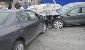В Качканаре в результате аварии пострадали четыре человека