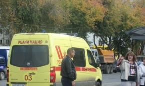 В ДТП на Малышева пострадала женщина-пешеход