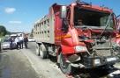 ДТП между грузовиками Howo унесло жизнь одного человека