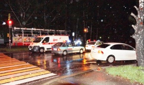 """В ДТП между """"скорой помощью"""" и """"Ладой"""" пострадали три человека"""