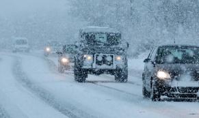 Из-за снегопада в Свердловской области резко увеличилось количество ДТП